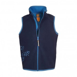allespaletti Kinder Fleece Weste