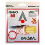 Badminton-Bespannungsseite NANO 65