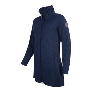 bestcondition Damen-Fleece-Mantel