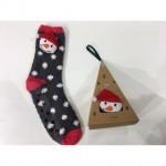 Cosy Socken Schneemann