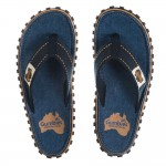 Damen Flip Flop DARK DENIM