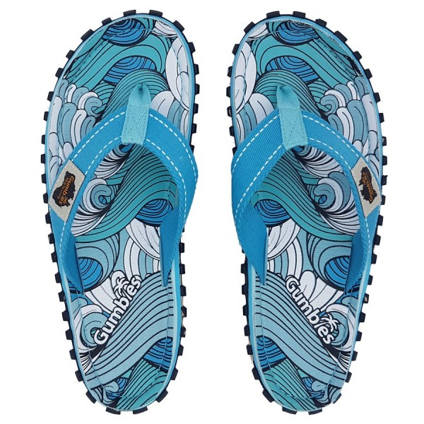 Damen Flip Flop Waves