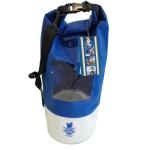 Dry Bag und Trinkflasche