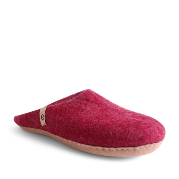Egos Women Slipper Cerise