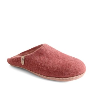 Egos Women Slipper Dusty Rose