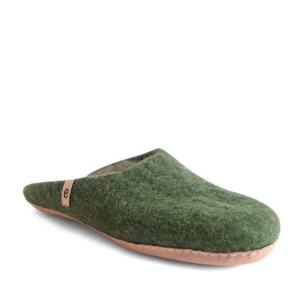 Egos Women Slipper Green