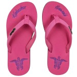 Flip Flop Kahuku Pink Turtle Lady