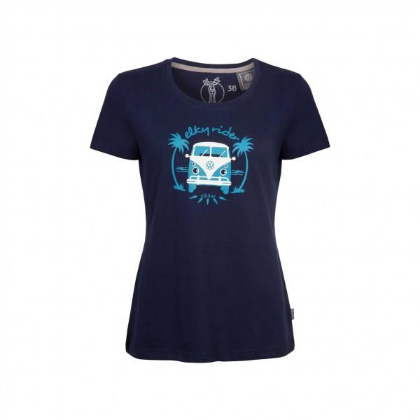 fürjedenwas Damen T-Shirt VW