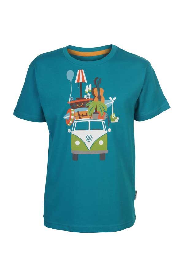 huckepack Kinder T-Shirt VW