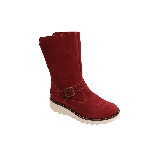Magna Boot red