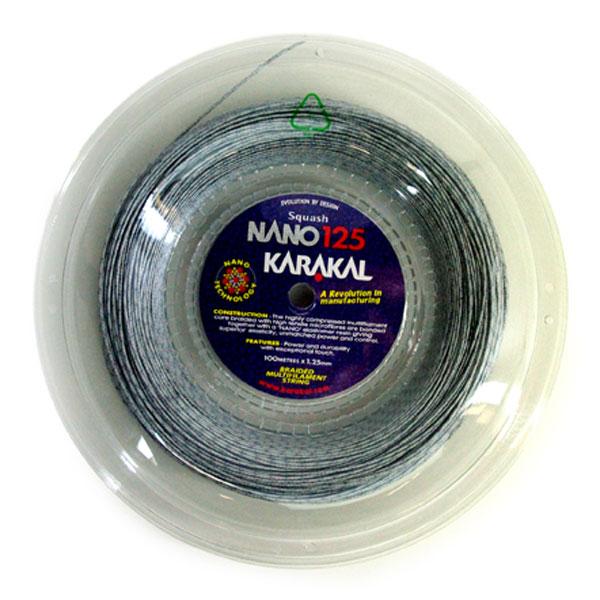 Squash-Bespannungsseite NANO 125