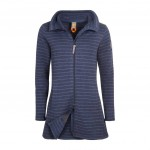 starlet Damen Fleece-Mantel