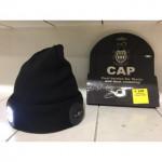 West-Cap mit Kopfhörer